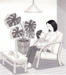 週刊金曜日」連載主婦の科学・アズマカナコ著、灯り 2014