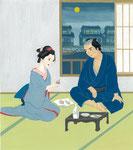 乙川雄三郎「さざなみ情話」から・2012