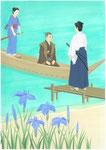 夏の舟・2013
