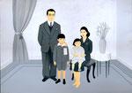 家族の肖像Ⅱ 2010
