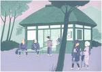 峠の茶屋・2014