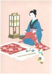 志川節子「糸を手繰れば」から・2014