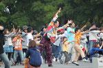 「1000人で音楽する日。」2010年10月23日 千里万博公園太陽の塔広場