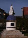Stupa-Urnengrab