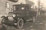 Chevrolett Planwagen LKW 2,5t als Manschaftswagen (1938 - 1953)