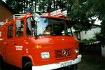 Mercedes 409 LF, TSF, GW (1977 - 2007)