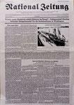 National-Zeitung, Abendblatt Mittwoch 2.Juni 1954