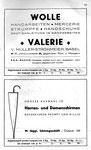 59) Wolle +Valerie+ und M.Jäggi Schirmgeschäft