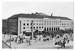 Ansichtskarte 1048 Basel. Schweiz.Mustermesse BRB 3.10.1939 (Photo u.Verlag Xaver Frey Basel)