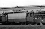 Dienstfahrzeuge der BVB in der Freiluft-Abstellanlage hinter Depot Wiesenplatz, 1970