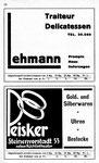 18) Lehmann Traiteur Delikatessen  /   Peisker Gold- und Silberwaren