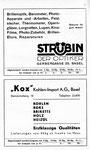 15) Strübin Optiker und Kox Kohlen-Import AG