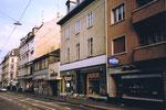 Das Cinema Union an der Klybeckstrasse 1988