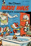 Das MICKY MAUS-Heft Nr.1 vom Januar 1952 (Im Besitze des Autors)