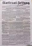 National-Zeitung, Morgenausgabe Mittwoch 2.Juni 1954