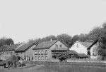 Das Rothaus-Gut in der Schweizerhalle im Jahre 1971 (wurde leider im Jahre 1990 abgrissen)