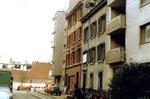 Abbruch von günstigem Wohnraum im oberen Bläsiring, 1983
