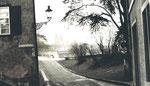 Das St.Alban-Tal am Kirchrain mit Blick gegen das Münster, 1958