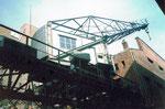 Im Hafenbecken 1, Kran Nr.1 der Schweizerischen Reederei, 1979