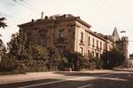 Das Haus des Botanischen Gartens an der Schönbeinstrasse, 1983