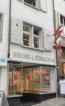 Der Modelleisenbahnladen Bercher&Sternlicht am Spalenberg 45, Juni 2018