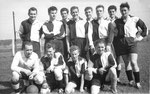Torhüter Paul Wechlin beim FC Schwarz-Weiss Basel 1948-1949 / 2