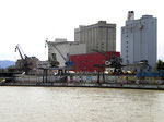 Der St.Johann-Hafen vor dem Abbruch im Jahre 2008