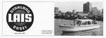 Inserat der Firma «LAIS Stahlbau Basel« in der Zeitschrift »Strom und See» 1964