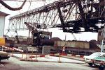 Rheinische Güterumschlags AG (vorm.Rheinische Kohlenumschlags AG), Renovation des Krans 1979