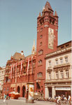 Das Rathaus nach der grossen Renovation von 12 Mio Franken im Jahre 1980 - ein gelungener Prachtshaus!