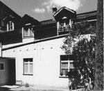 Das Hinterhaus am Bläsiring 129 im Jahre 1970 (Baujahr 1900)