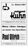 7) Metzgerei Kuhn und Paul Ullrich Spirituosen