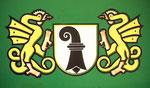 Das BVB-Signet von Hermann Eidenbenz 1903-1993. Das beliebte Logo verwendete die BVB von 1947 bis 1999. Dieses Signet stammt vom Trammotorwagen Be 2/2 Nr.192