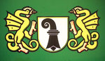 Das geniale BVB-Signet von Hermann Eidenbenz 1903-1993. Das beliebte Logo verwendete die BVB von 1947 bis 1999/2005. Dieses Signet stammt vom Trammotorwagen Be 2/2 Nr.192