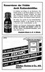 66) Glashütte Bülach  /   Affolter,Christen Ofenfabrik