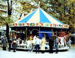 Die Herbstmesse auf der Rosentalanlage mit der schönen Resslirytti im Jahre 1984