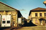 Die Depotanlagen im Bahnhof Basel SBB, 1978