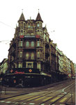Das «Opera-Haus» an der Heuwaage im Jahre 1983
