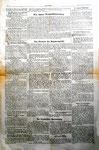 National-Zeitung Extrablatt vom Montag 5.März 1945 «Bombenangriff auf Basel» (Seite 2)