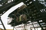 Klybeck-Hafen, die Kohlenverteilungs-Anlage der Rheinischen Kohlenumschlags AG (vorm.Rheinische Kohlenumschlages AG) 2001