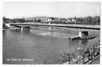 Ansichtskarte 720 Basel. St.Albanbrücke (Photo und Verlag Gebr.Frey, Basel)