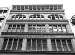 Die Füglistaller-Fassade an der Freien Strasse 23, 1975