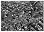 Ansichtskarte 159 Basel - Bâle, (Photoglob Wehrli AG Zürich, Flug-Foto Schalt- Dübendorf)-jpg