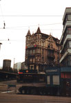 Das «Opera»-Haus an der Heuwaage im Jahre 1983