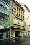 Das Warenhaus EPA in der Gerbergasse 1995 vor dem Abbruch