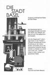 Inserat der Stadt Basel aus «RHEINFAHRT - Der Rhein - seine Landschaften und Schönheiten« 1979