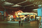 Die über 500-jährige Herbstmesse Basel in der Kongresshalle (Basler Halle 8), 1978