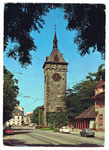 Ansichtskarte 513 Basel. St.Johannstor (Ansichtskartenverlag Hans Frey Basel)