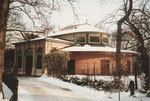 Das Antilopenhaus im Zolli Basel, 1983