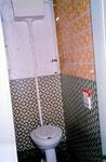 Die WC-Anlage im Hinterhaus Bläsiring 129, 1988